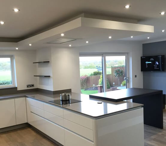 Bespoke Fitted Kitchen Bourne End